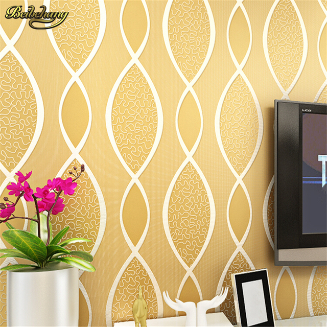 beibehang modern wallpaper design background papel de parede 3d wall ...