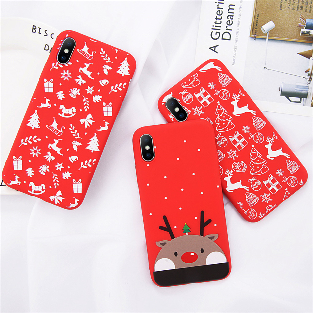 Christmas Iphone X Case.Christmas Tree Phone Case For Iphone Xs Max X Xr 8 Plus