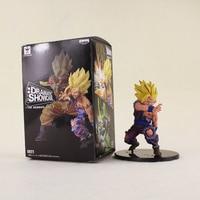 12cm Japanese Anime Cosplay Dragon Ball Z Budokai Son Goku Gohan Vegeta PVC Action Figure Model