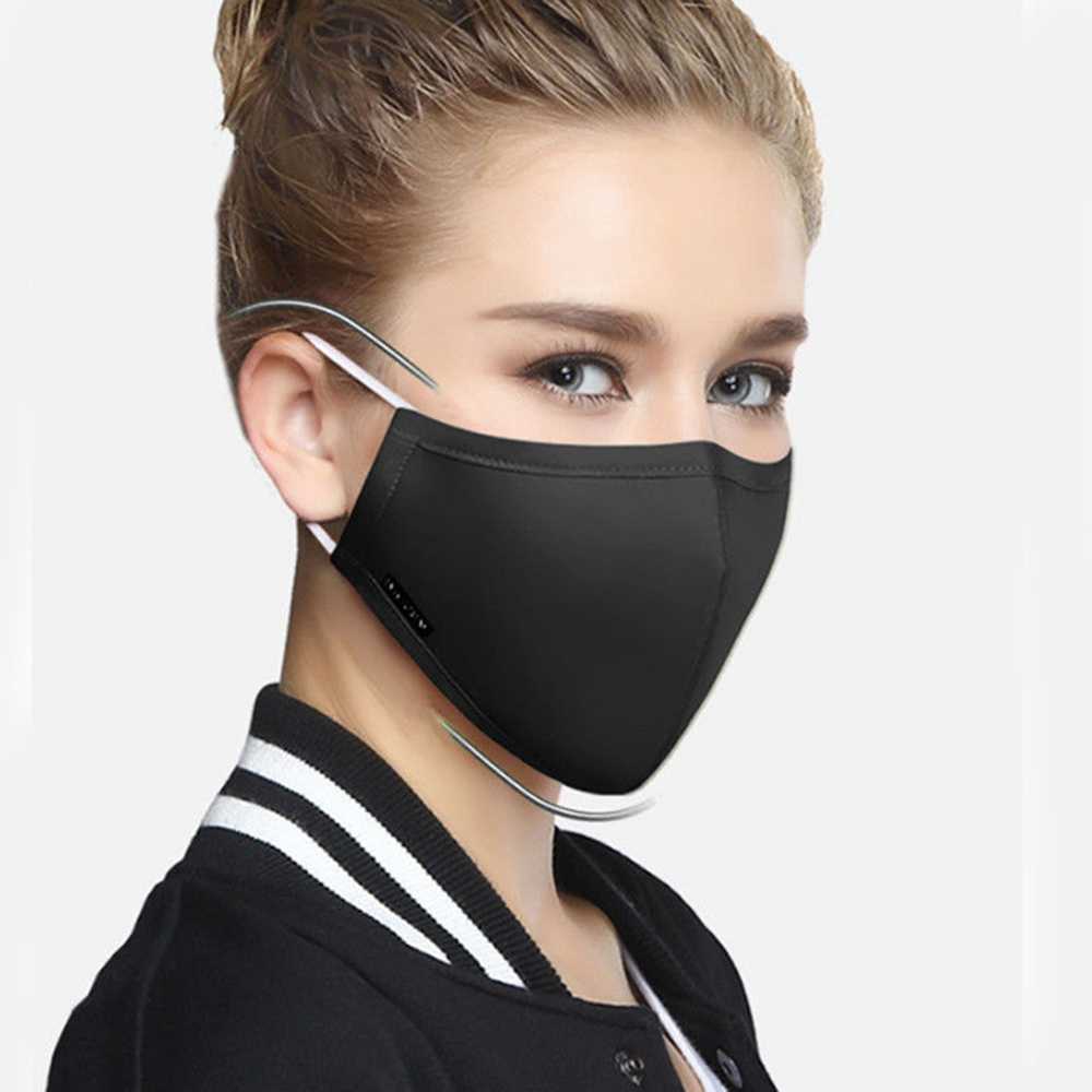 Useful Mask On The Mouth Anti Dust Mouth Mask Activated Carbon Filter Mouth-muffle Mask Anti PM2.5 Fabric Face Mask 2020