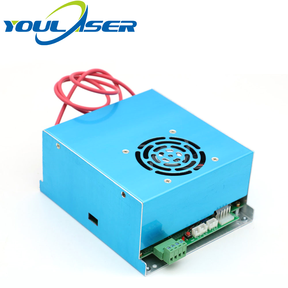 Laser Power Supply 40W for CO2 Laser Engraving and Cutting Machine MYJG-40WT-B diy 40w co2 laser kits for laser cutting and engraving machine
