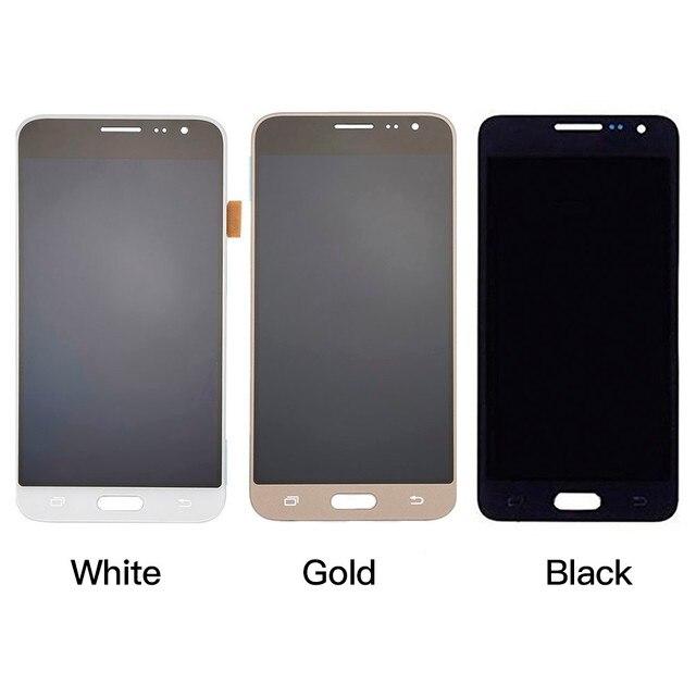 1 ШТ. Новый ЖК-Дисплей С Сенсорным Экраном Дигитайзер Для Samsung Galaxy J3 J320F J320P J320M J320Y T100