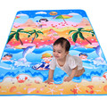 Soft  Baby Crawling Mat Kids Playmats Gyms EVA Outdoor Play Mats Gym 1.8m x 1.2m