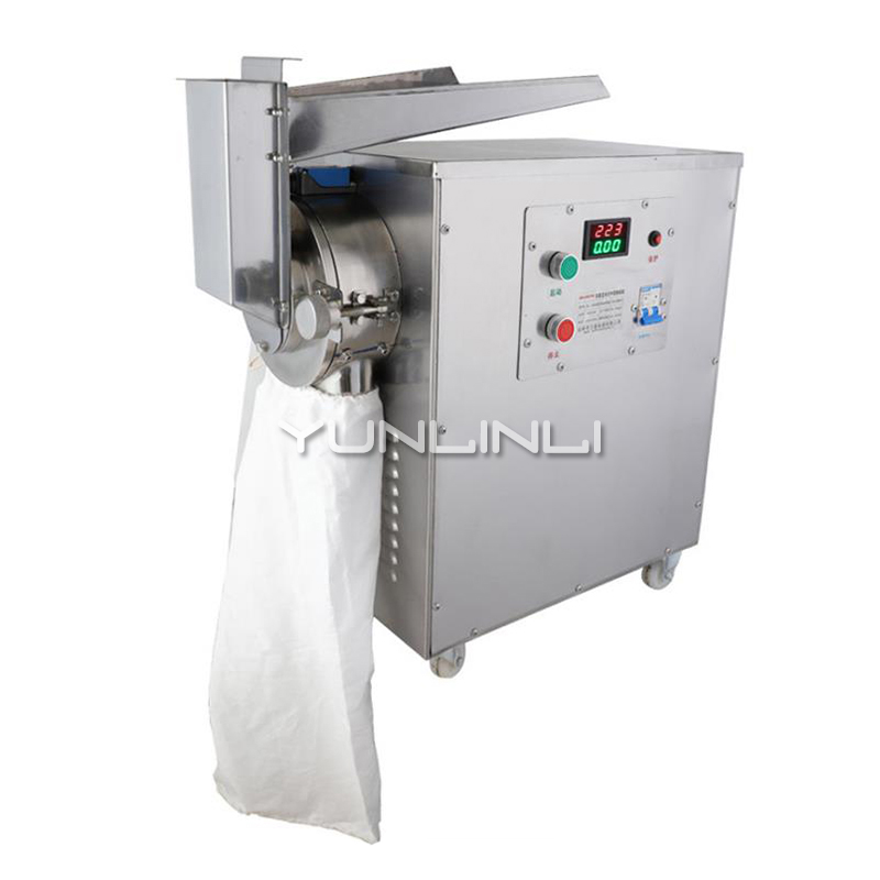 Commerical Cereal Grinding Machine Continuous Chinese Medicinal Materials Crushing Machine Ultra-fine Cereals Grinder BL-3500Commerical Cereal Grinding Machine Continuous Chinese Medicinal Materials Crushing Machine Ultra-fine Cereals Grinder BL-3500