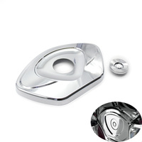 Chrome Motorcycle Timing Chain Cover For Honda Goldwing GL1800 2001 2013