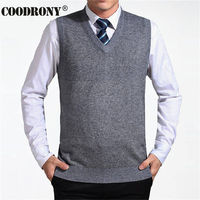 HS High Quality 2015 New Arrival Solid Color Sweater Vest Men Cashmere Sweaters Wool Pullover Men
