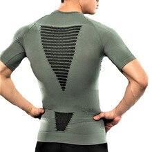 جديد الرجال ملابس داخلية الثدي التثدي ملابس داخلية للتنحيل ملابس تدريب مناسبة للخصر البطن تحكم الموقف قميص المشكل الصدر الموثق مشد