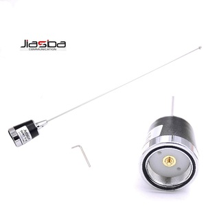 Image 1 - Jiasida SDN1 NMO antenne Daul bande VHF/UHF 134 MHz & 430 Mhz 100 W 2.15dB pour autoradio Mobile Ham talkie walkie antenne à Gain élevé