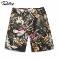 Taddlee Brand Men Beach Shorts Board Swimwear Swimsuits Man Boxers Trunks Quick Drying Bermudas Men's Active Jogger Sweatpants