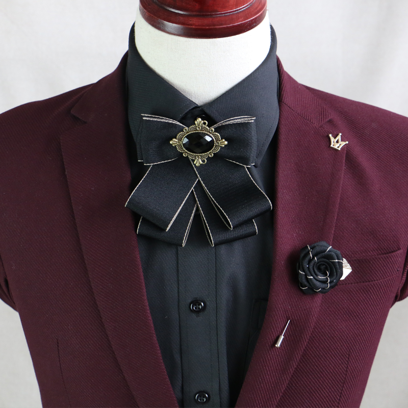 Brooch Fashion Men