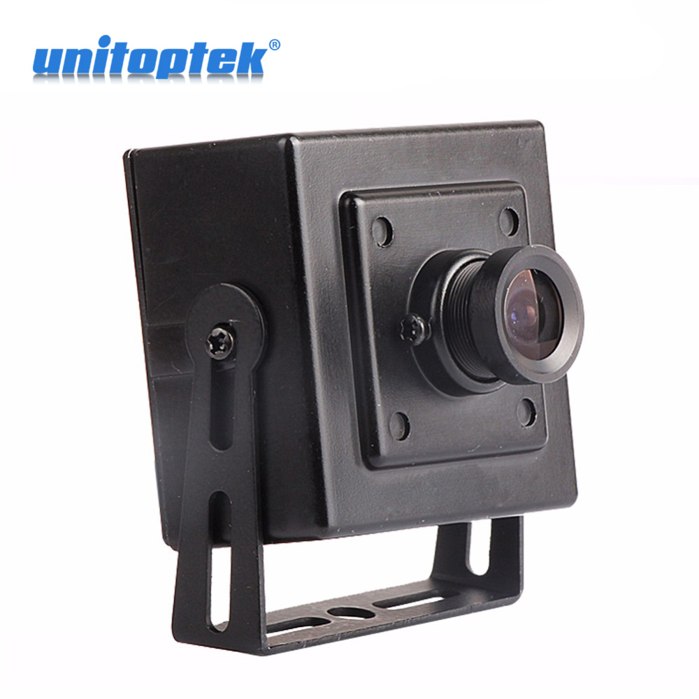 HD 1.0MP 2MP CCTV AHD Camera Security CMOS 720P 1080P Analog 2000TVL Mini AHD Camera 2.8mm Lens Metal Housing Indoor Use Black недорого