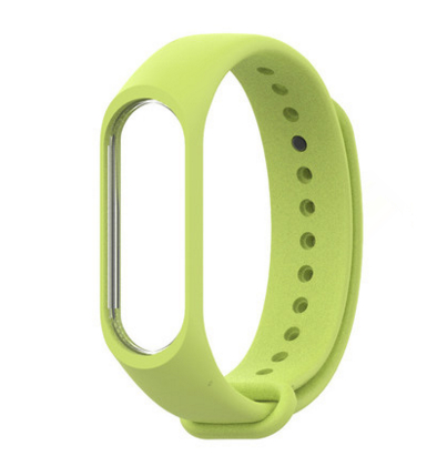 4 choose Xiaomi bracelet 1 replaces the smart sports silicone personality waterproof watch band a36-h1y5 недорго, оригинальная цена