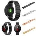 Inoxidável pulseira smart watch strap band para xiaomi huami amazfit a1602