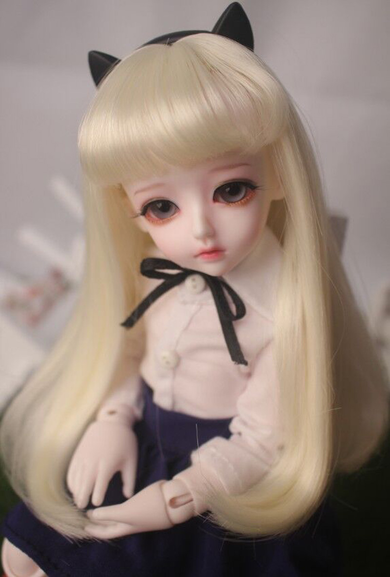New Arrival 1/6 BJD Doll BJD/SD Honey Delf Hanaels Lovely Resin Joint Doll With Eyes For Baby Girl Birthday Christmas Gift кукла bjd dc doll chateau 6 bjd sd doll zora soom volks