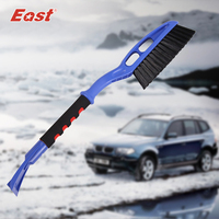 EAST High Quality Snow Remover Multifunctional Snow Shovel Brush Ice Scraper For Car Cleaning