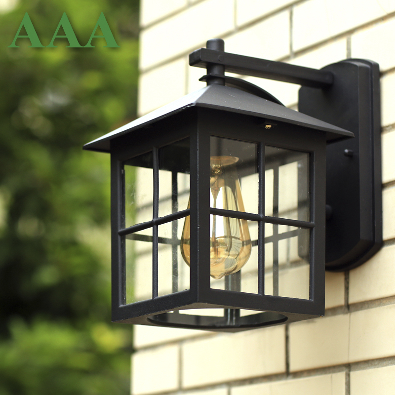 Outdoor Light Art Deco Nordic Country