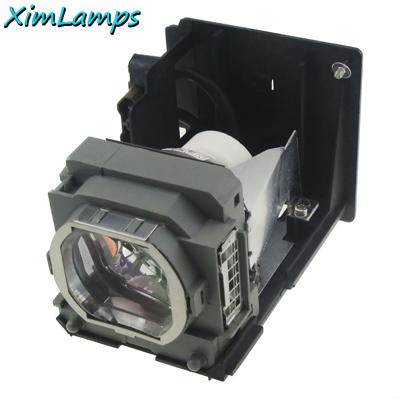 XIM Lamps VLT-HC5000LP Replacement Projector Lamp with Housing Fit for Mitsubishi HC5500, HC5000, HC4900, HC6000 xim lamps replacement projector lamp cs 5jj1b 1b1 with housing for benq mp610 mp610 b5a