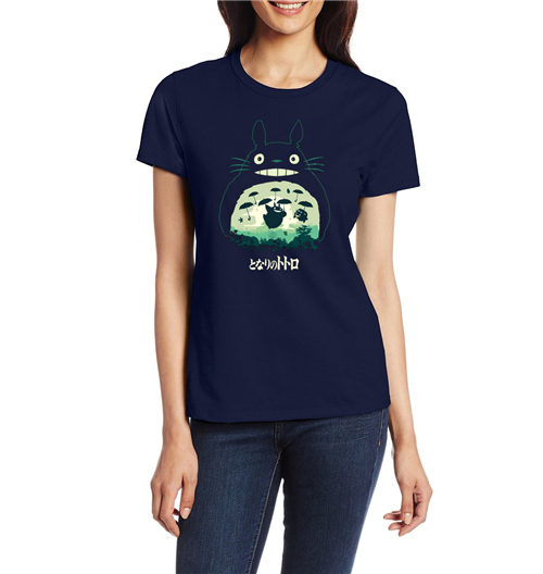 My Neighbor Totoro Japan Design Color T Shirt – 6 Colors Available