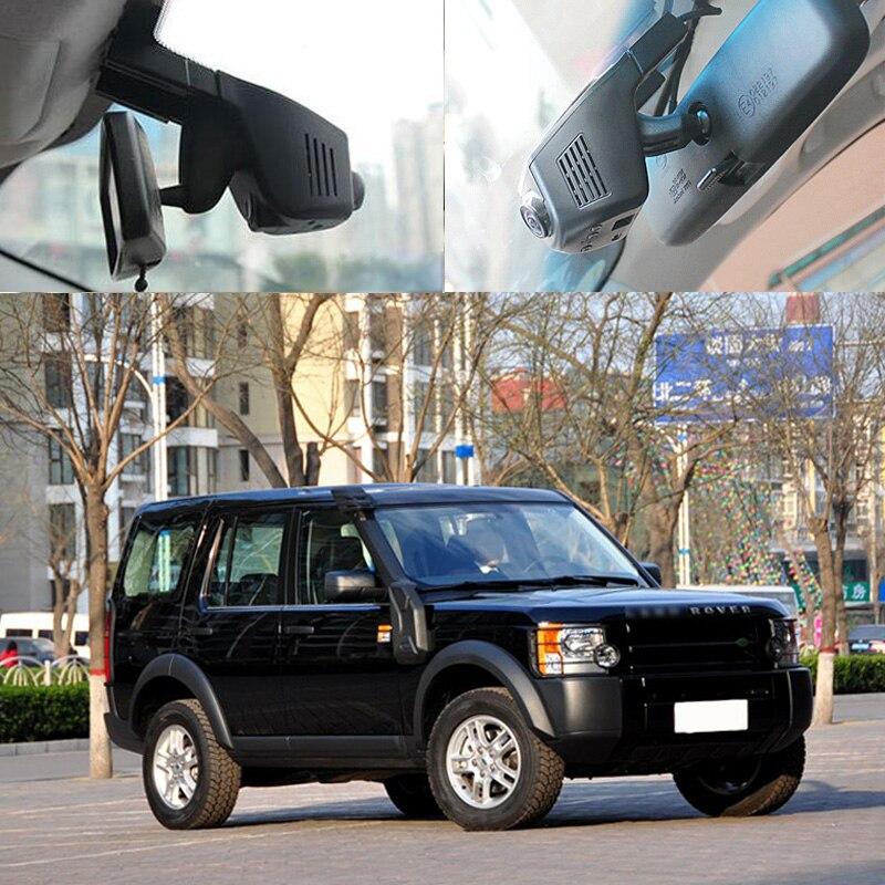 BigBigRoad Pour Land Rover Découverte 3 Voiture Wifi DVR Vidéo Enregistreur Novatek 96658 installation Cachée FHD 1080 p