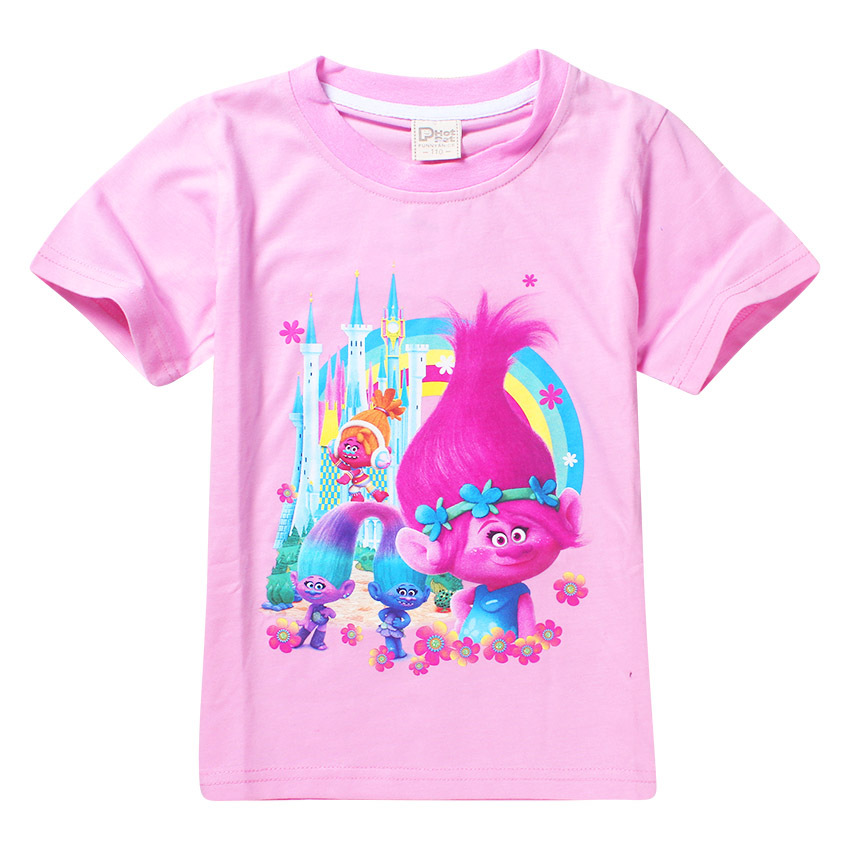 Troll Baby Girl Clothes