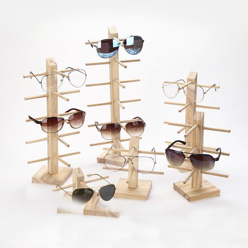 Glasses Display Stand Sunglasses Organizer Eyeglasses Holder Eyeglass Rack Tray