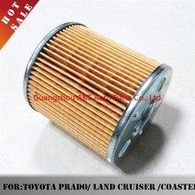 Высокое качество фильтра для дизельного топлива подходит для : Toyota PRADO ( UZJ100 ) ленд крузер каботажное судно 1 Гц OEM : 04234 — 68010