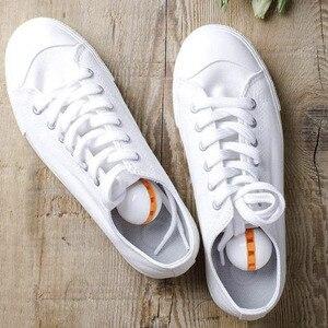 Image 4 - Youpin temiz taze ayakkabı deodorantı kuru koku giderici hava arındırıcı anahtarı topu ayakkabı Eliminator ev ayakkabı