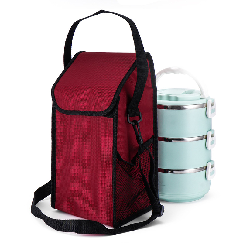 Lunch Tote Cooler Thermo Food Bags Washable Picnic Thermal Insulated Lunch Bag with Shoulder Strap for School Office Picnic Gym 25 35 50mm2 awg3 0 vh2 50wf insulated