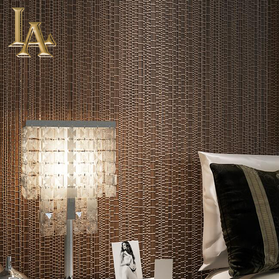 Modern Simple Thin Flocking Vertical Stripes Wallpaper For Living Room Sofa Background Walls Decor Home Wall paper 3D Beige simple striped lines modern wall papers home decor wallpaper for living room bedroom tv sofa background wallpaper for walls 3 d