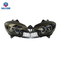 waase YZF R6 03 05 Front Headlight Headlamp Head Light Lamp Assembly For Yamaha YZF R6 2003 2004 2005