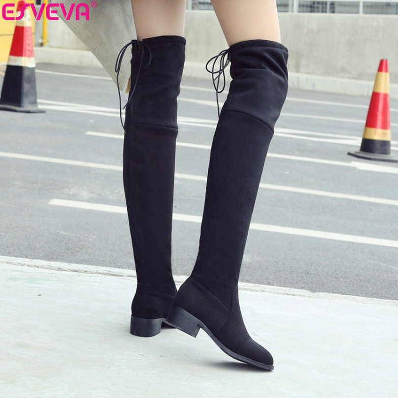 Online Get Cheap Fabric Stretch Boots -Aliexpress.com | Alibaba Group
