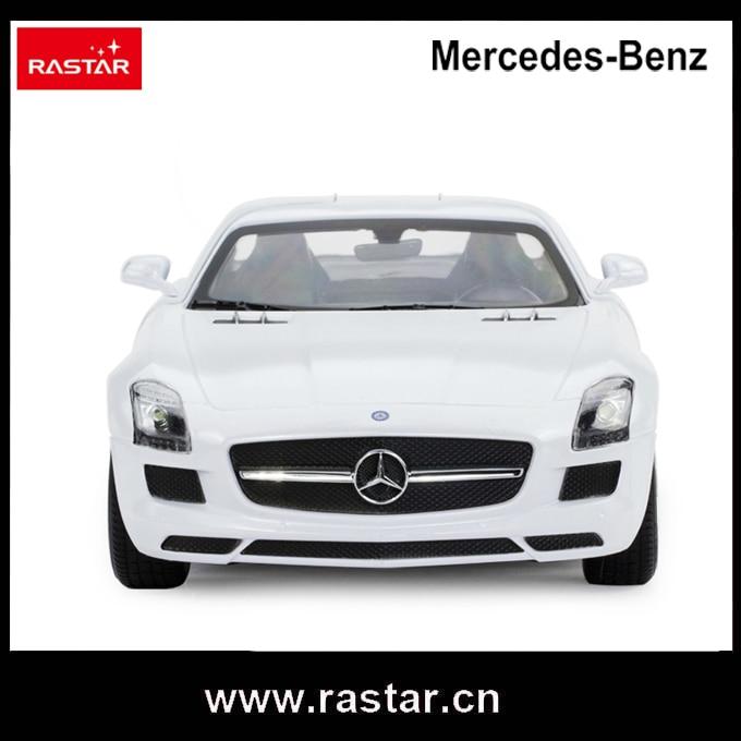 Rastar Licencia 1 14 Escala Mercedes Benz Sls Amg Coche Juguetes Con