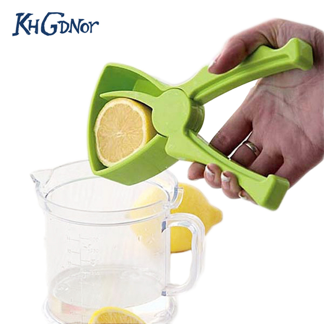 Jugo de limón Citrus Prensatelas Mano Juicer de la Fruta Exprimidor Cocina Herramientas de cocina