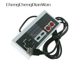 ChengChengDianWan Classic USB Controller Gaming Gamer JoyStick Joypad For NES Windows PC for MAC Computer Game Controller
