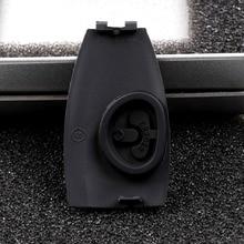 Reyann 5 шт. металлический 3D значок яблони ключ крышка совместима для Mercedes Benz AMG ключ крышка W204 W205 W207 W218 W212 W221 W222