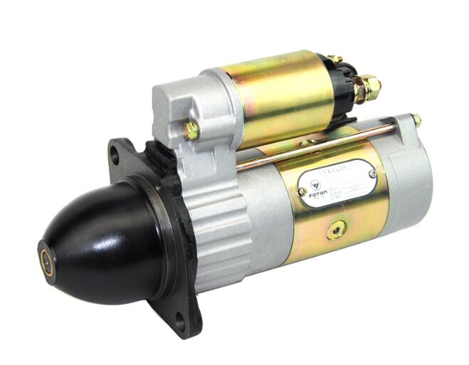 купить The starter motor QDJ1309-D, suitable for Foton OLLIN with QUANCHAI / xinchai engine, part number: по цене 6595.76 рублей