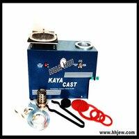Бесплатная доставка ювелирные инструменты 4L Кая вакуумный инвестирование литья, ювелирные изделия выплавляемым ролях Комбинации