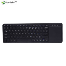 2.4G Wireless Keyboard 10 Meters Wireless Reception Distance Office Gaming Mouse Keyboard 3 Systems Support IOS Android Windows