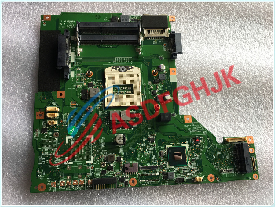 Original FOR MSI CX61 CR60 LAPTOP MOTHERBOARD EDP MS-16GD MS-16GD1  fully tested