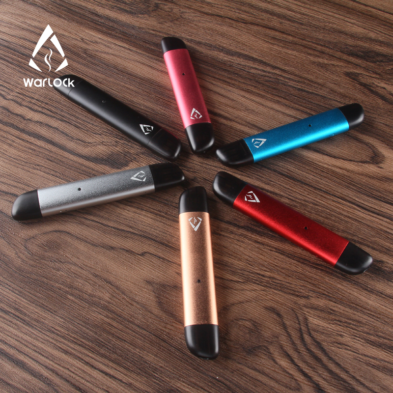 Witcher Vape pen kit  Peas 400mAh battery Rofvape warlock 1.5ML refilling pod atomizer Electronic Cigarette Kit Atomizers e cig