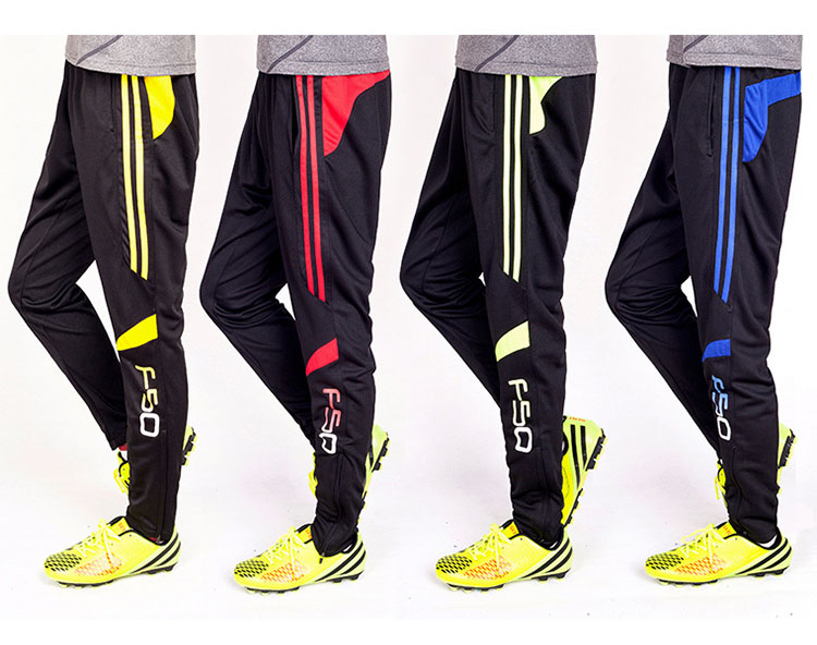 football training pants,Polyester track pants,Sport Black Trousers Mens Clothing Accessories Gym outdoor Running Football pants