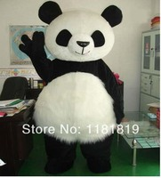 mascot PANDA BEAR Mascot costume hot sale Adult size cartoon character fancy dress carnival costume outfit suit