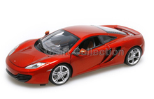 * Car Model 1/18 Benz MCLAREN MP4-12C Sport Car Limited Replica Metal Miniature Diecast Wholesale