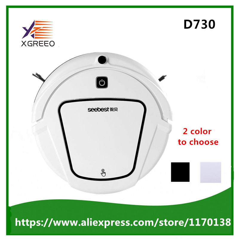 D730 Robot Vacuum Cleaner mini Deebot Robo Aspirador Brushes Robot Cleaner Tools Sweep Vacuum Mop ems dhl post shipping to the world robot vacuum cleaner auto sweep mop one key start robot vacuum