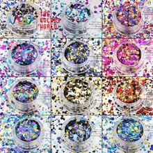 Nagel art dekoration Glitter