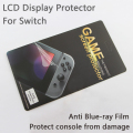 Screen Protector Cover Skin Anti-Scratch Full HD Ultra Clear Protective Film for Nintendo Switch NS as Console Game Accessories