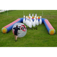 2m advertising giant inflatable bowling ball replica Inflatable Bowling Ball, Giant Bowling Ball zorb sport Game