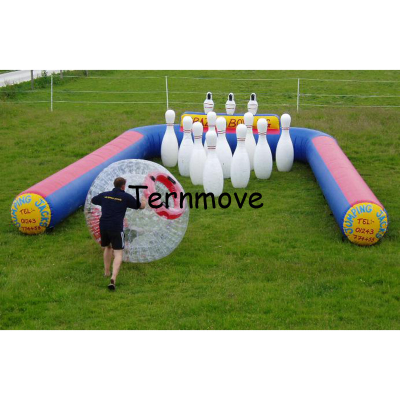 2m advertising giant inflatable bowling ball replica Inflatable Bowling Ball, Giant Bowling Ball zorb sport Game multicolor inflatable advertising ball air ball
