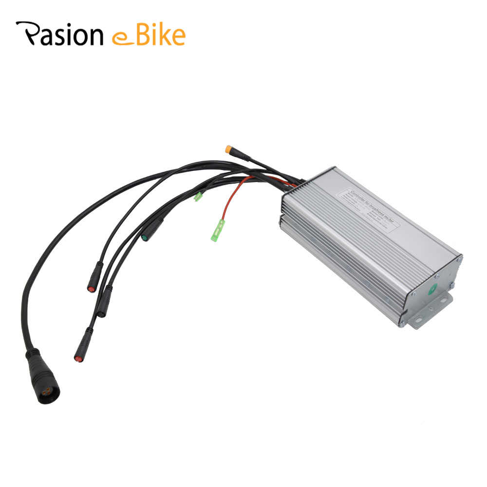 PASION E <font><b>BIKE</b></font> <font><b>Electric</b></font> Bicycle Controllers 36V and 48V 750W or 1500w Brushless DC Sine Wave 35A Controller For Sondors eBike