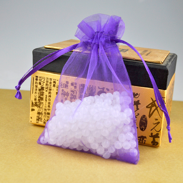 100x 17x23cm Indigo Drawable Wedding Gift Bags China International Organza Suppliers For Birthday